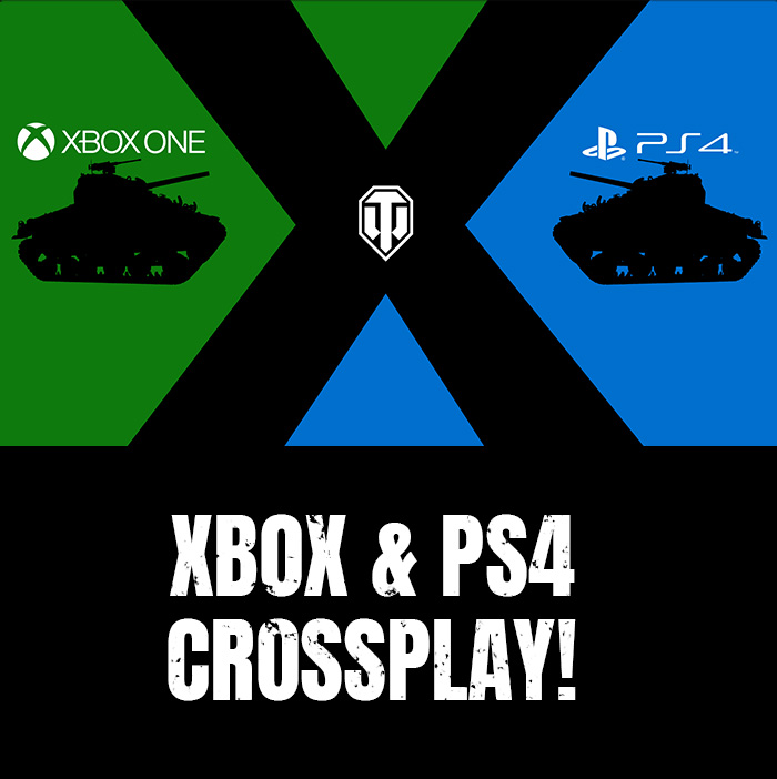 XBOX & PS4 CROSSPLAY!